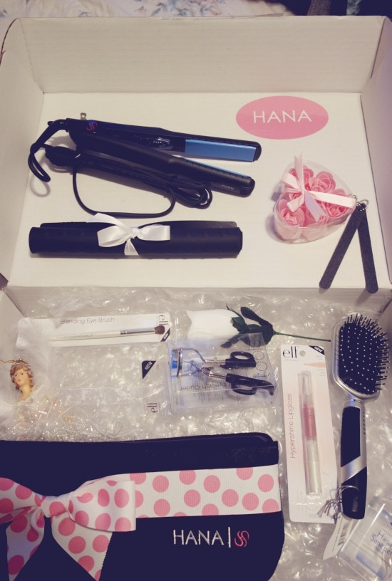 hana flat iron review