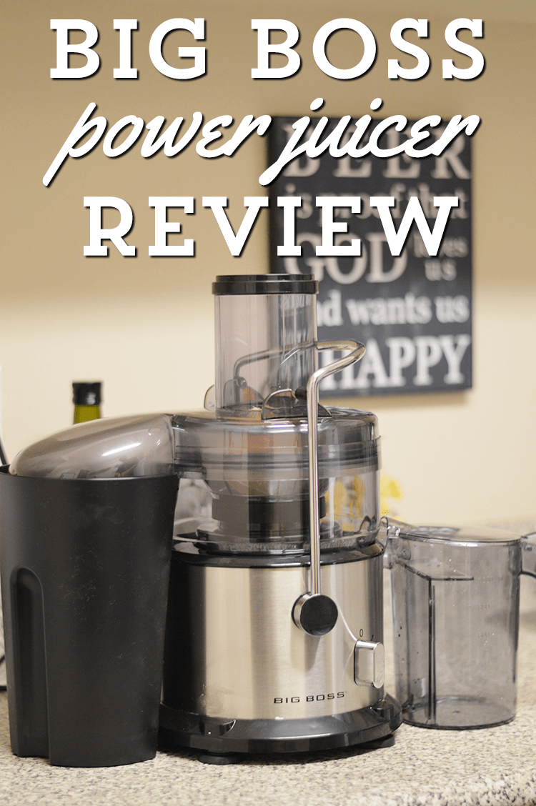 Big Boss Power Juicer Review
