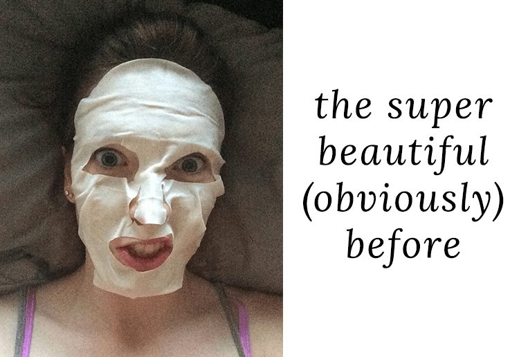 Montagne Jeunesse Renew You Sleep Spa Mask { the BEFORE } #MJSleepSpa #CleverGirls #spon