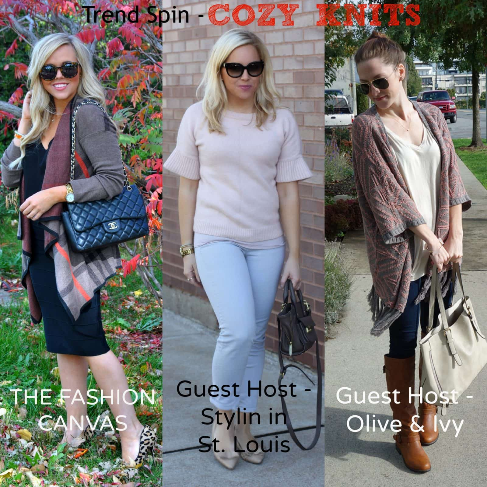 Cozy Knits #fall #style