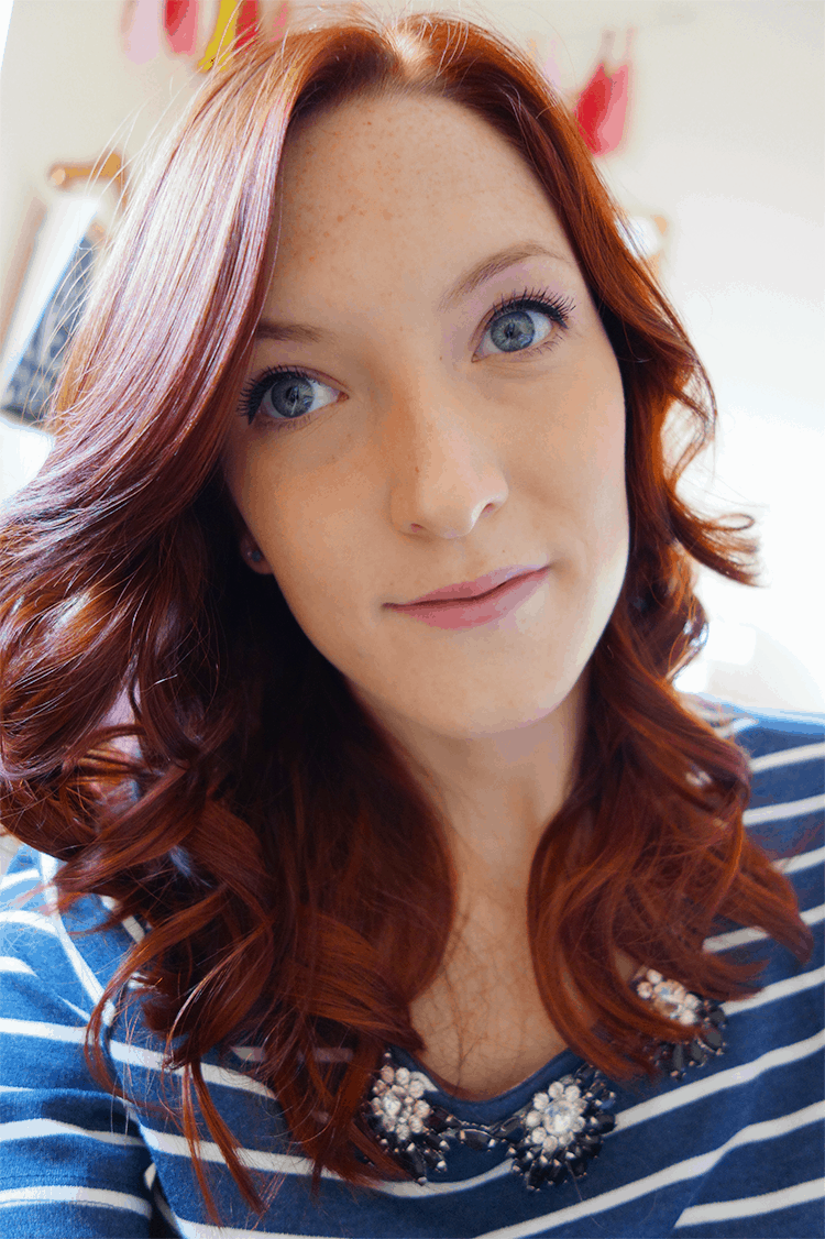 Get curly hair EASY with the Conair Curl Secret! #HeartMyHair #ad