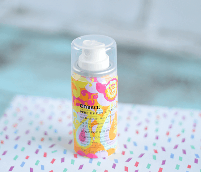 Birchbox January 2015 - Amika dry shampoo