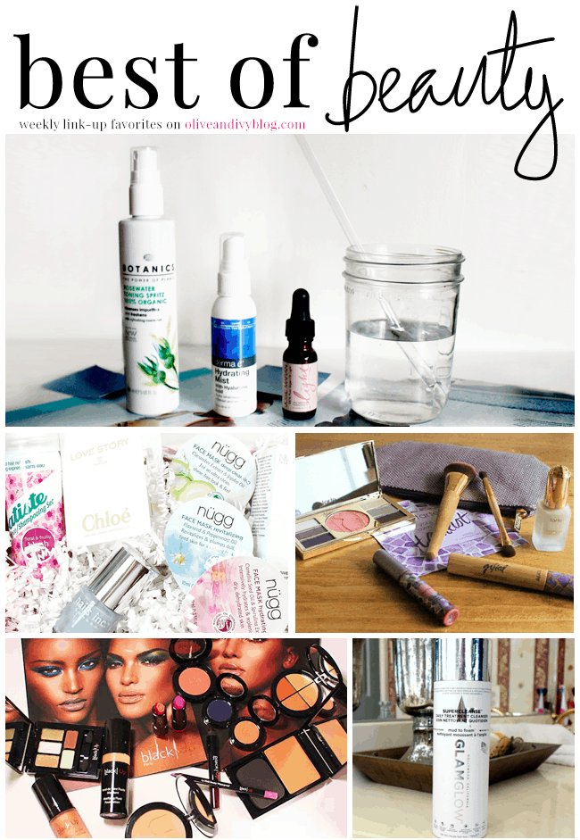 Best of beauty favorites