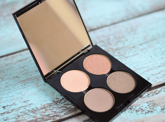 Make Up For Ever x Fifty Shades of Grey - Give In To Me Kit | eyeshadow palette