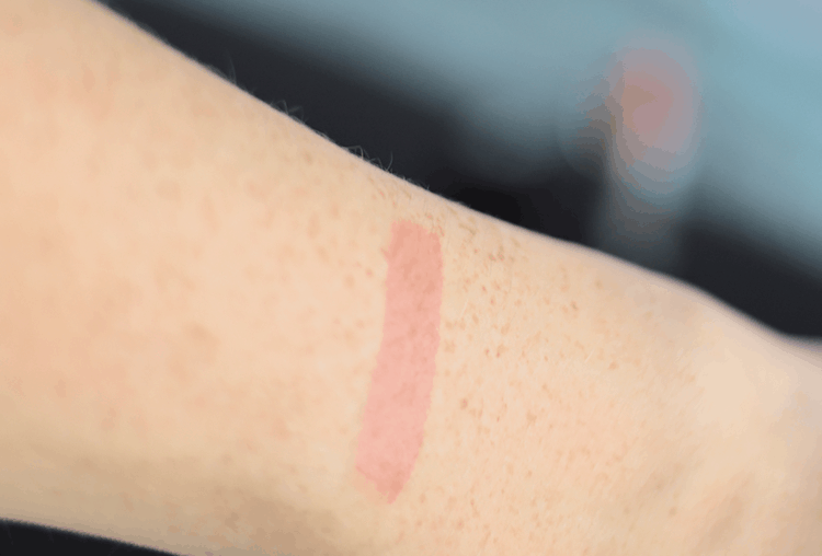 Make Up For Ever x Fifty Shades of Grey - Give In To Me Kit | Rouge Artist lipstick Natural N4 Pink Beige swatch