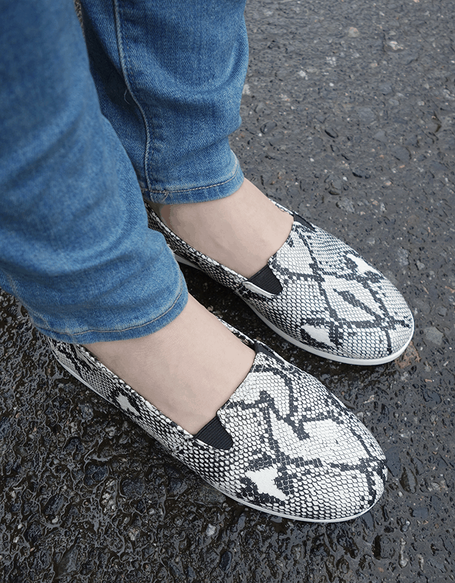 Gorgeous python shoes #Payless #solestyle #ad