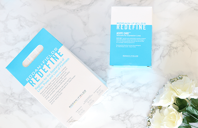 Rodan + Fields Redefine Skincare review #iFabboMember #ExpressYourself