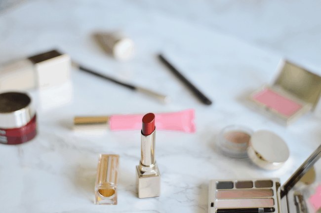 Clarins 5, 10 and 15 Minute Makeup #ClarinsInstantBeauty #sp