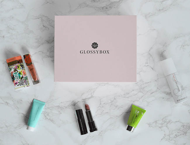 GLOSSYBOX May 2015 Review