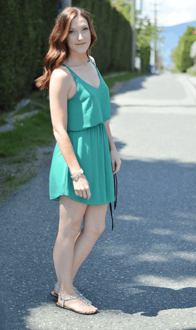 These sandals will go with EVERYTHING. Love them! #ad #solestyle #payless