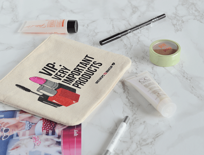 Check out what was in my May 2015 Ipsy Glam Bag! | oliveandivyblog.com
