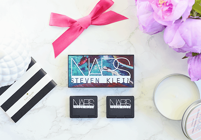 NARS x Steven Klein Holiday Collection | Dead of Summer Eyeshadow Palette review & swatches | oliveandivyblog.com