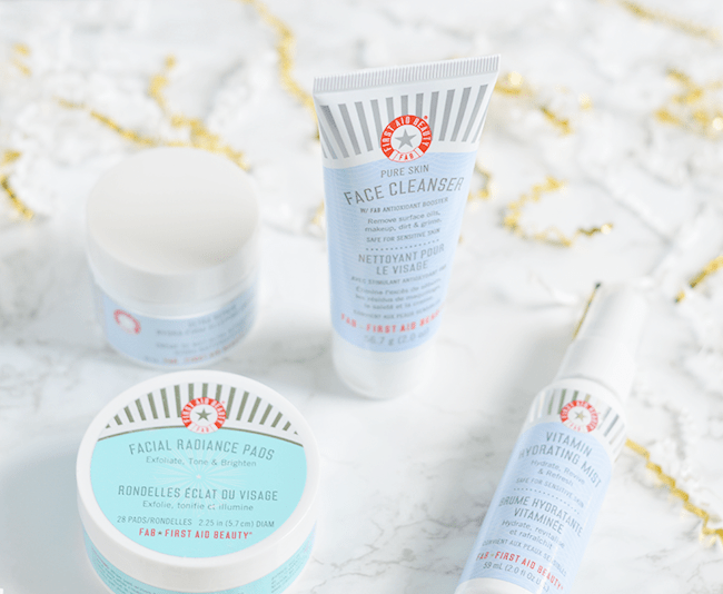 Holiday 2015 beauty must-have: the First Aid Beauty Peace, Joy & FAB Kit | oliveandivyblog.com