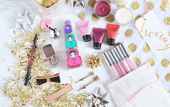 Sephora Collection stocking stuffers! | oliveandivyblog.com