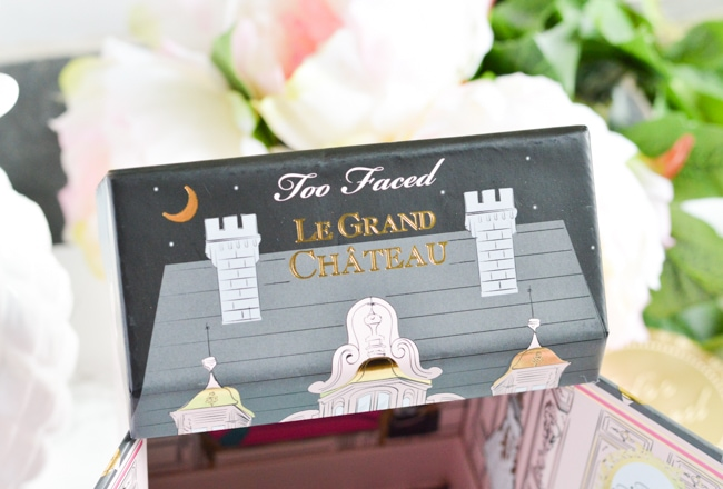 Too Faced Le Grand Chateau review & swatches! | oliveandivyblog.com