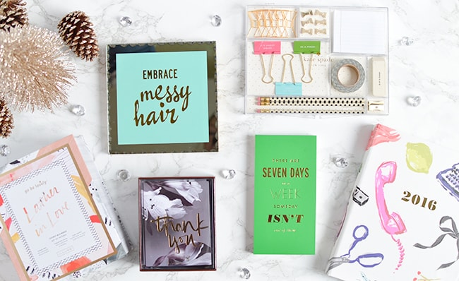 Girl Boss Gift Guide + New Year, New You Giveaway!