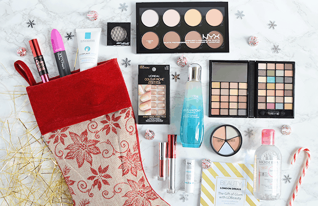 Last minute drugstore beauty gifts from London Drugs | oliveandivyblog.com