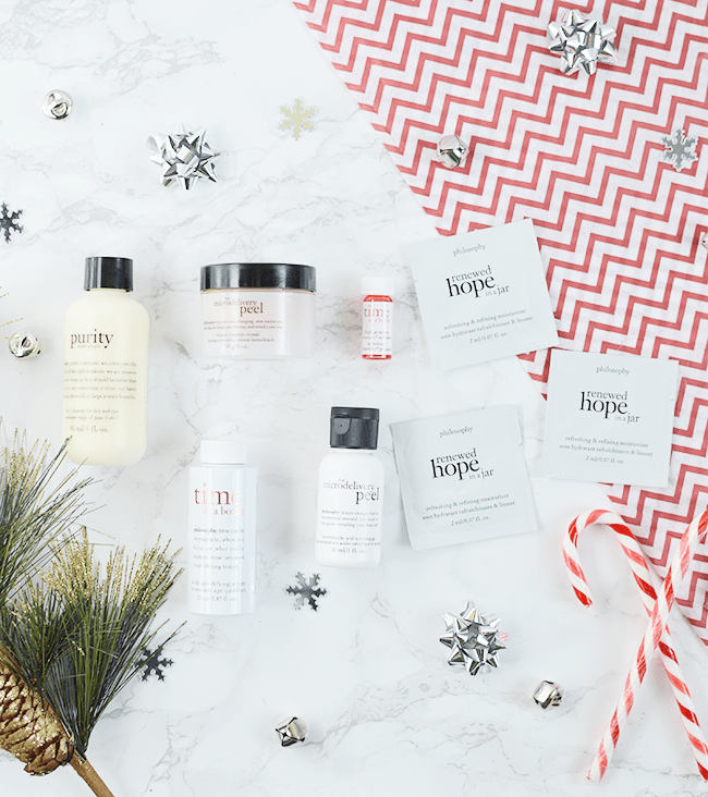 Philosophy Most Wonderful Things holiday set | oliveandivyblog.com