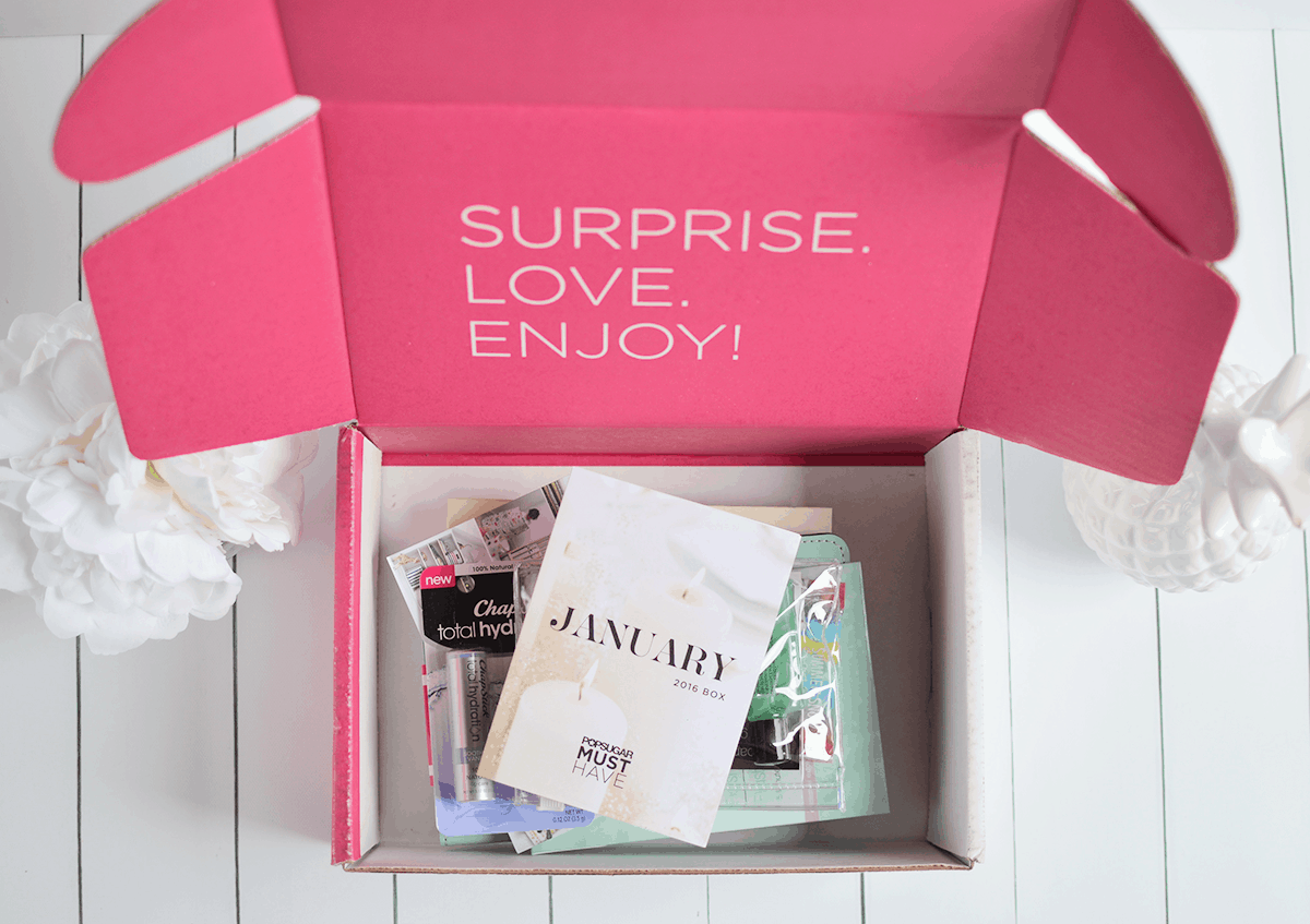 POPSUGAR Must Have January 2016 | oliveandivyblog.com