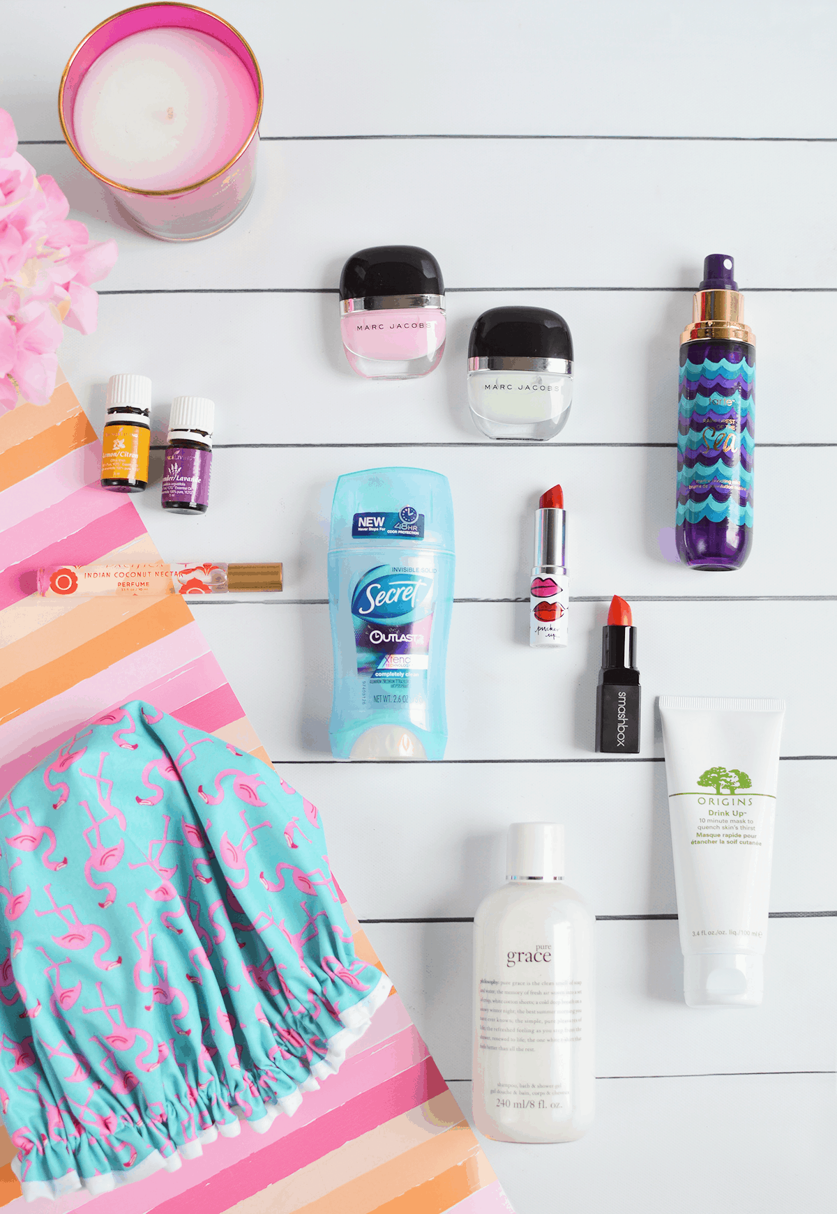 5 Ways To Pamper Yourself When You're Stressed | oliveandivyblog.com