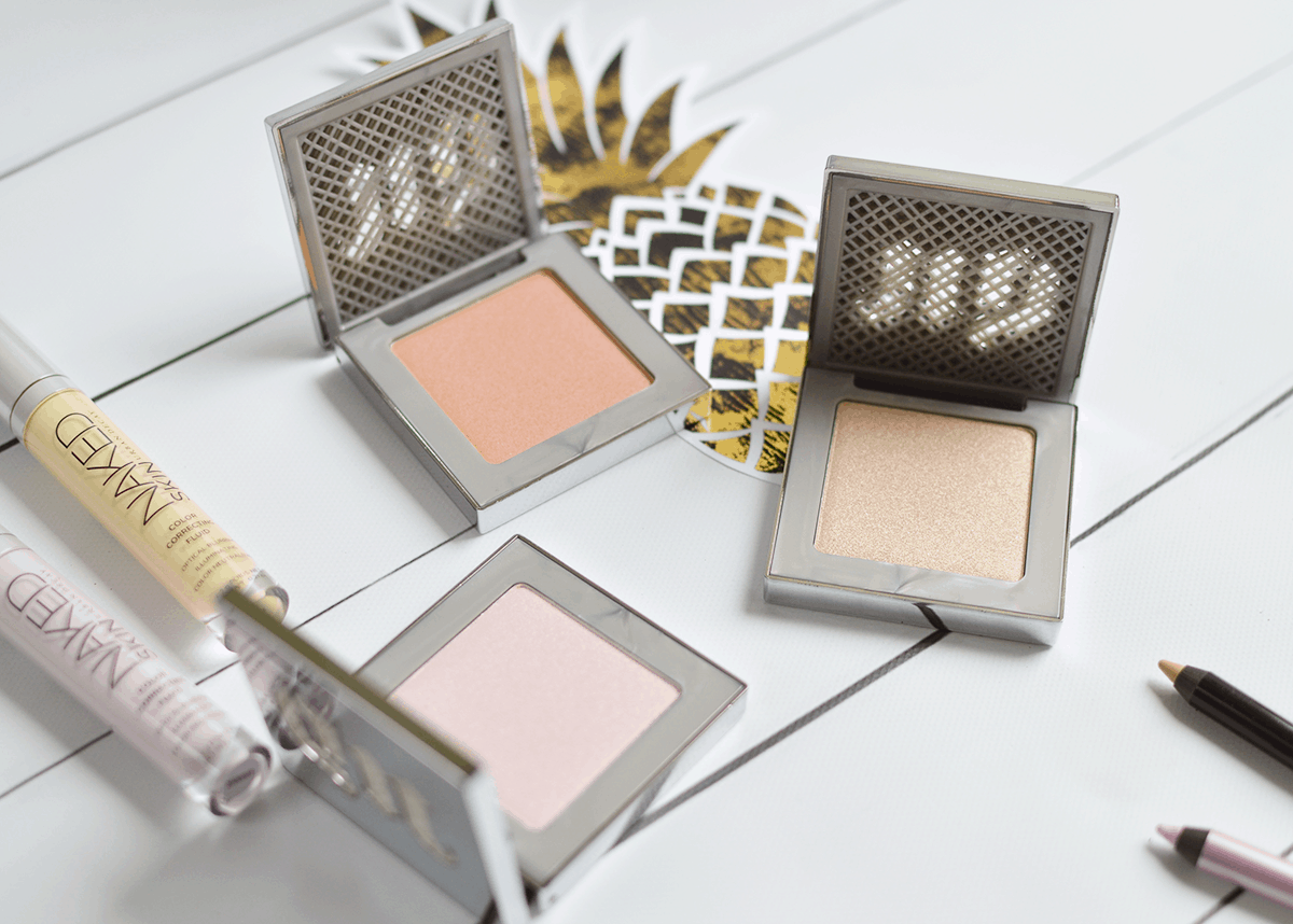 Urban Decay summer 2016 collection: Afterglow 8-Hour Highlighters   oliveandivyblog.com