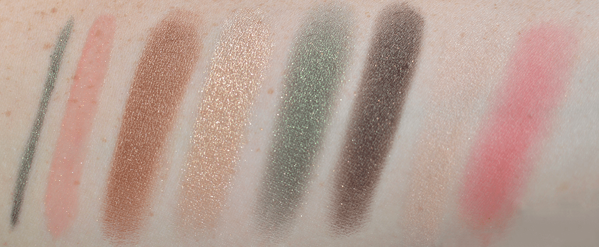 Chanel summer 2016 collection swatches | oliveandivyblog.com