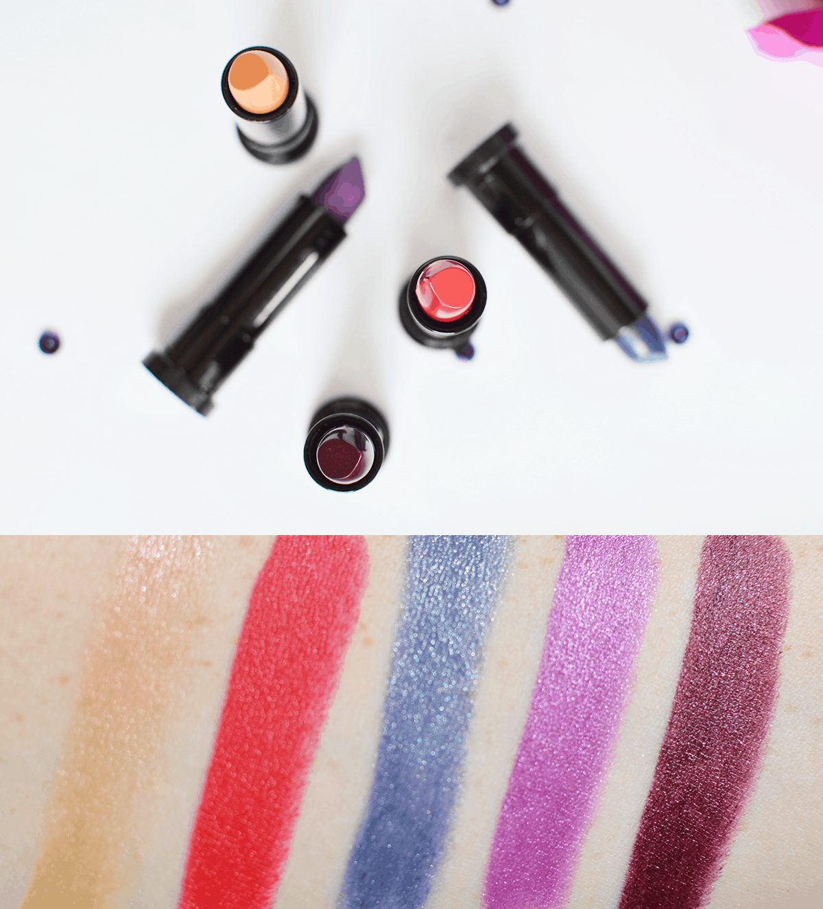 Urban Decay Alice Through The Looking Glass Collection (review & swatches) | oliveandivyblog.com