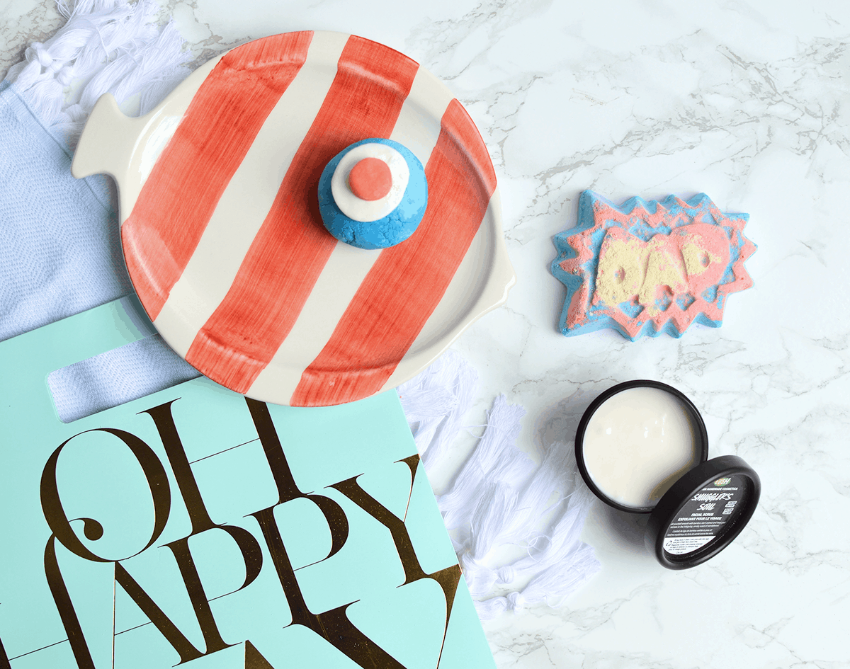 Great last minute Father's Day gift ideas from LUSH! | oliveandivyblog.com
