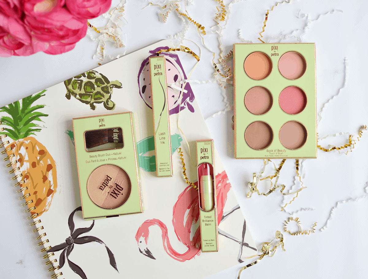 Pixi Beauty summer essentials giveaway! | oliveandivyblog.com