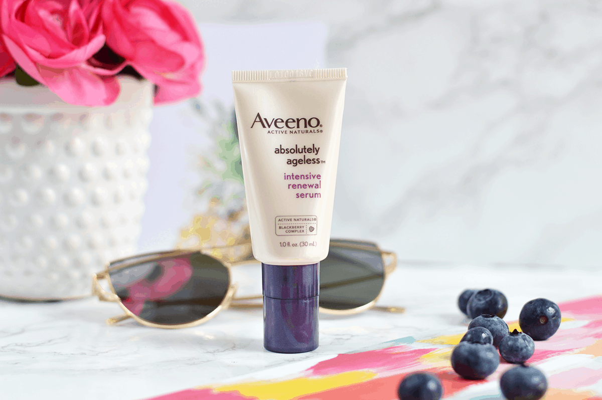 Aveeno Absolutely Ageless Intensive Renewal Serum | Olive & Ivy