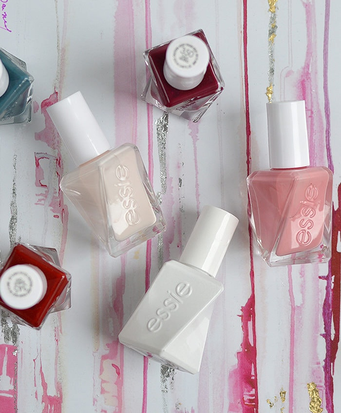 Easy At-Home Gel Manicure | Essie Gel Couture Polish Review