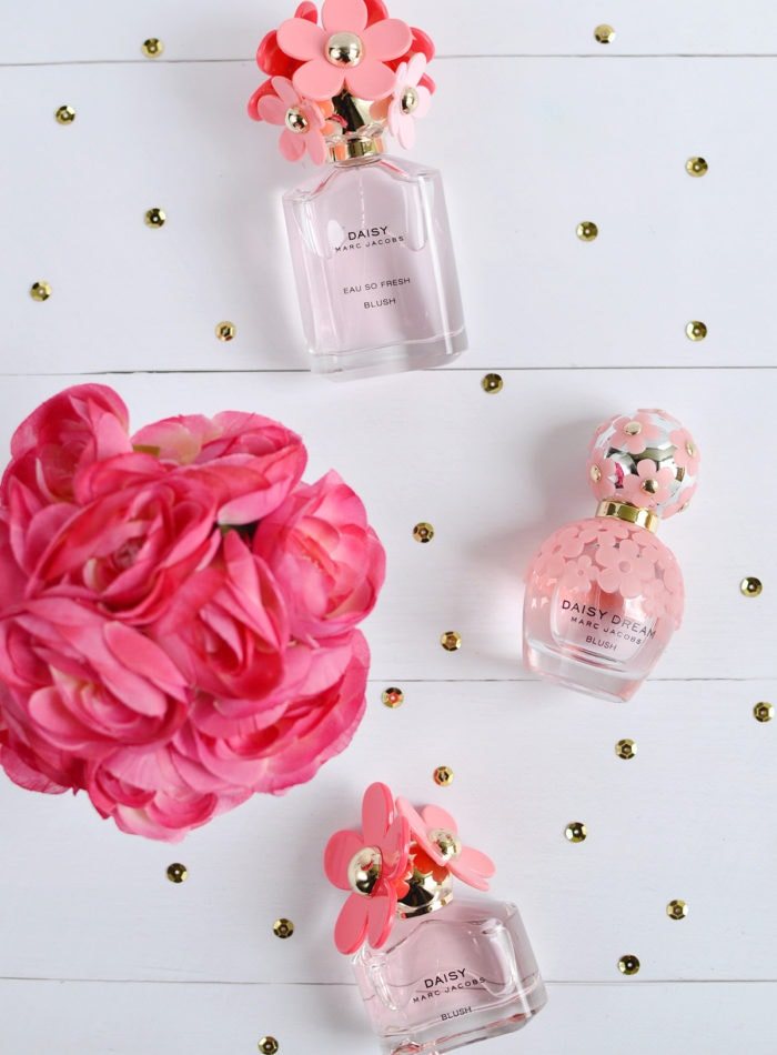 Marc Jacobs Daisy Blush Collection