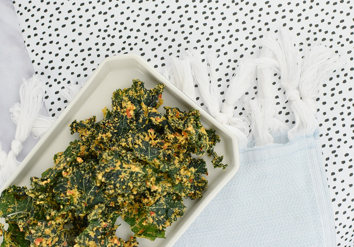 This is the BEST kale chips recipe you will ever try!