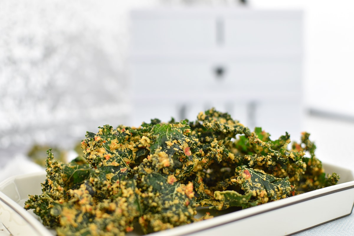 Kale Chips In Food Dehydrator Recipes