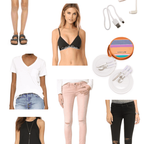 Here's what I ordered from the Shopbop sale!