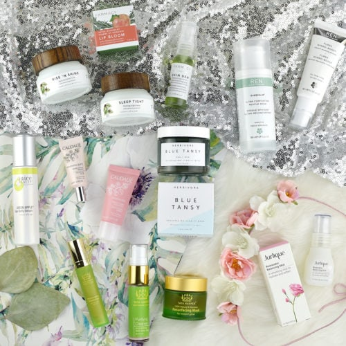 Check out this compilation of the BEST natural skincare lines (and what products you should try from them) at Sephora! | oliveandivyblog.com