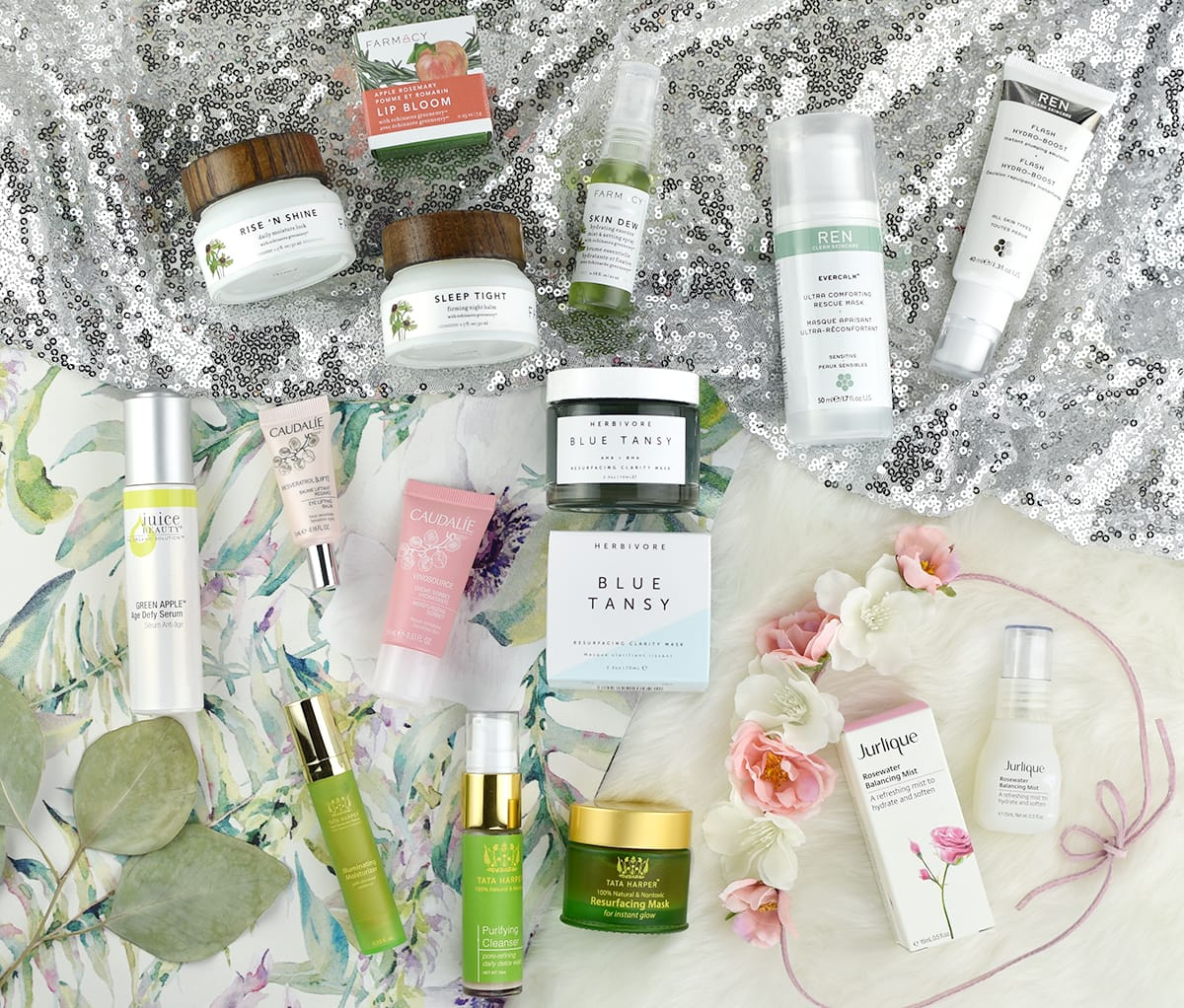 Best Natural Clean Skincare Lines At Sephora Olive Ivy