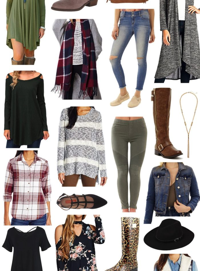 The Best Fall Fashion On Amazon (Under $25!)