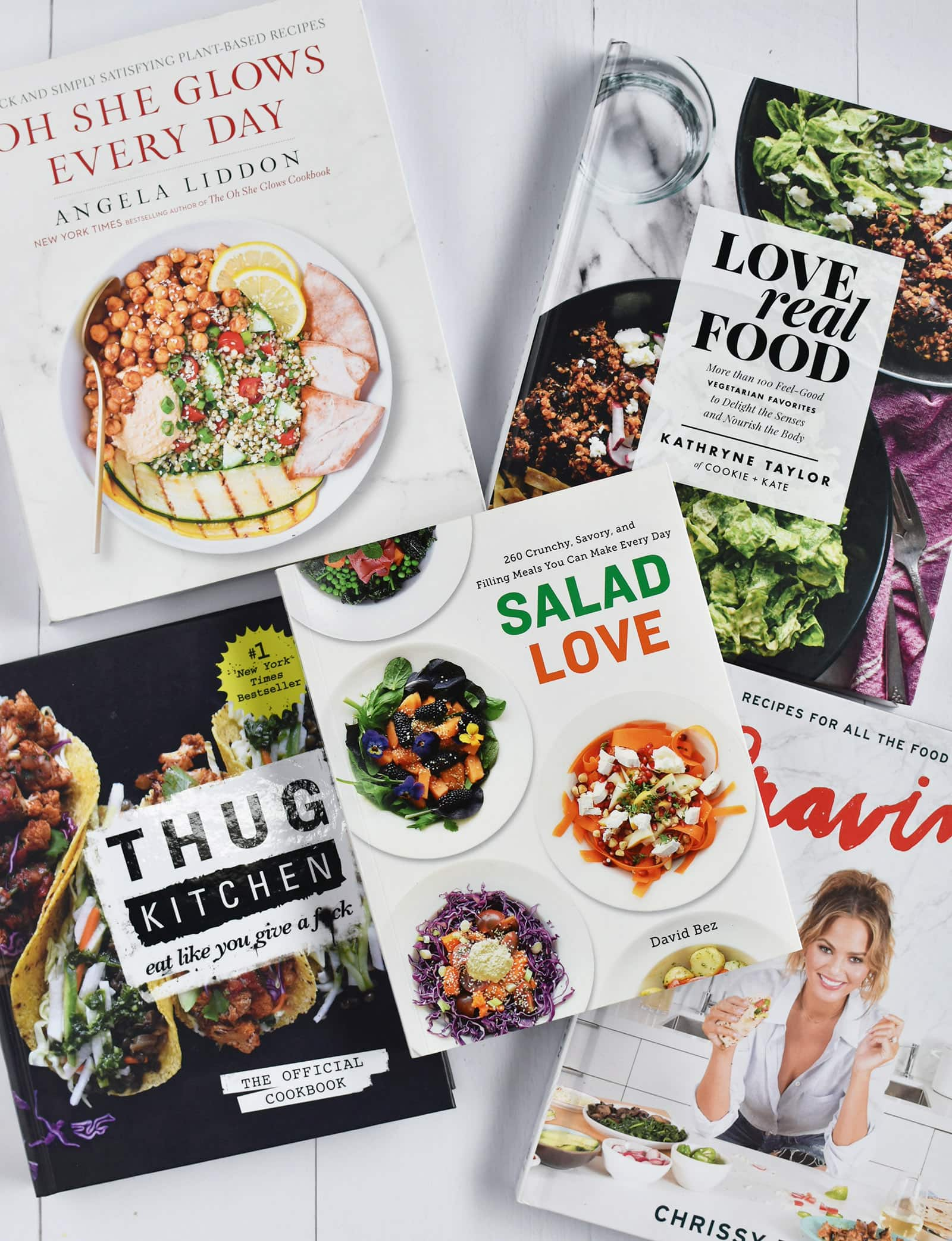 5 Must-Own Cookbooks To Keep You Inspired In The Kitchen
