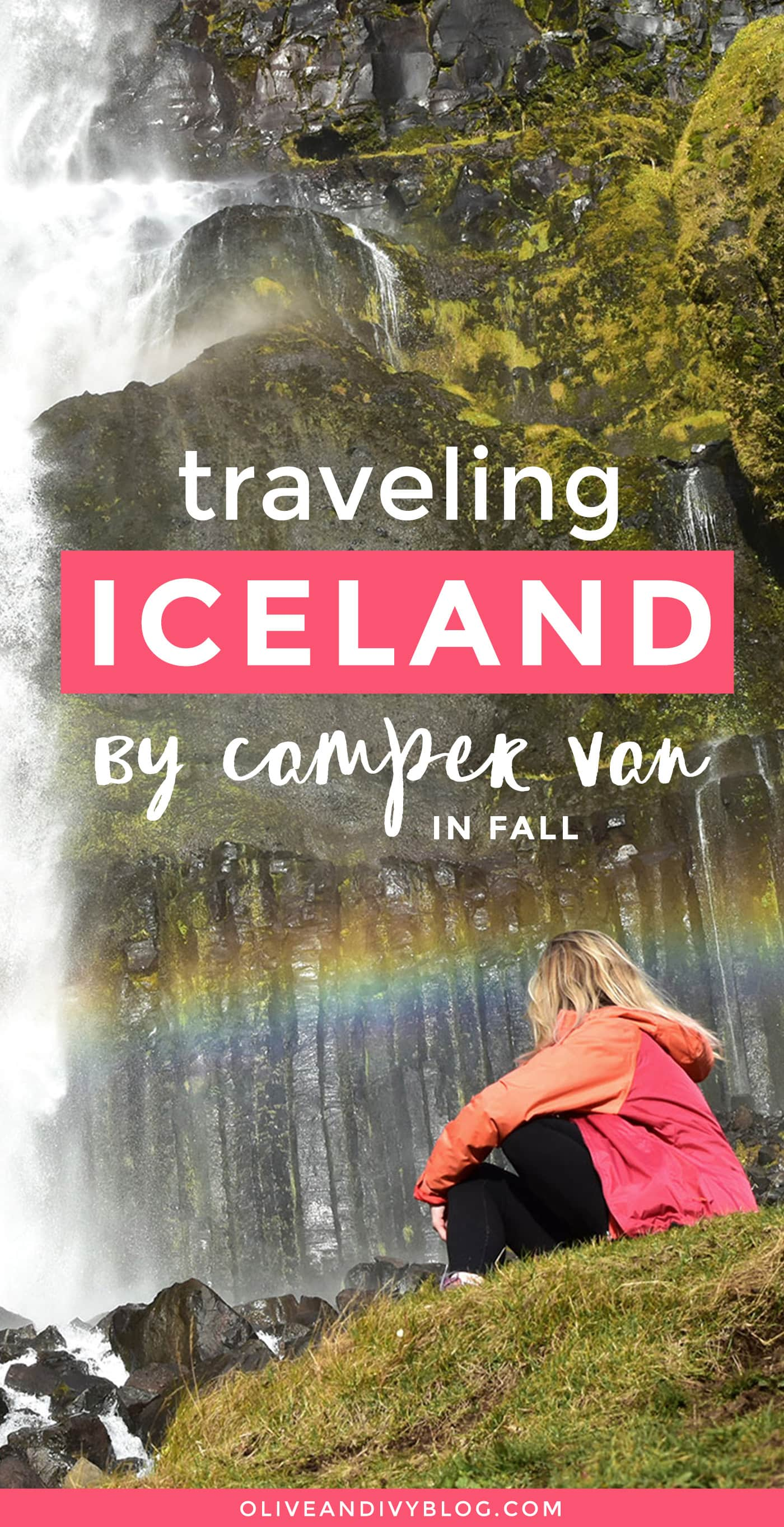 Iceland Travel Diary | Traveling Iceland by Camper Van