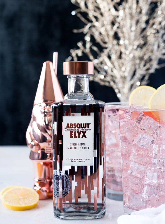 The Elyx Spritz Cocktail Recipe