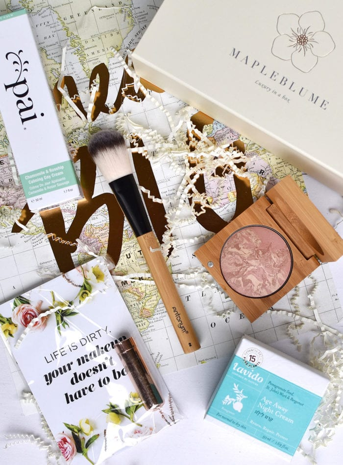 Mapleblume   February 2018 Review (And Giveaway!)