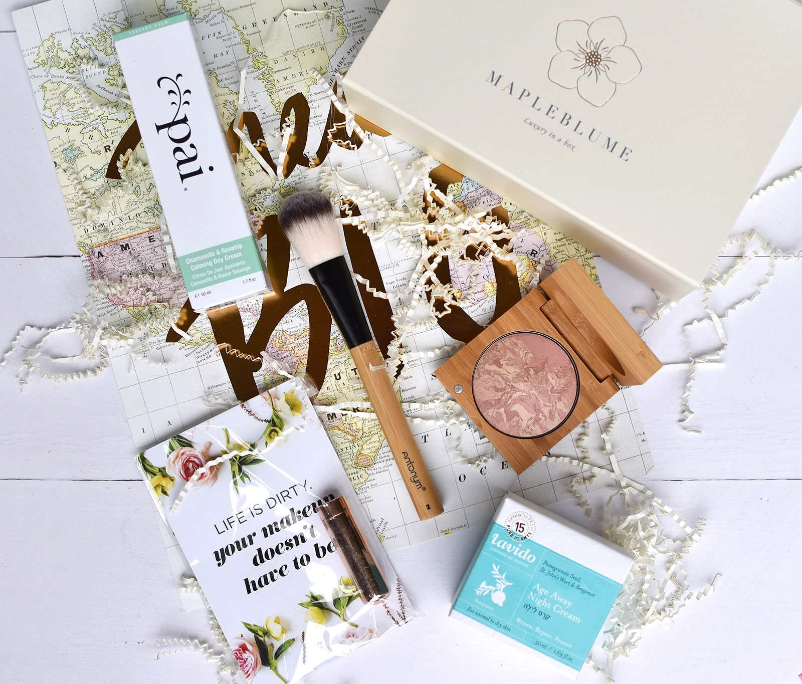 Mapleblume | February 2018 Review (And Giveaway!)