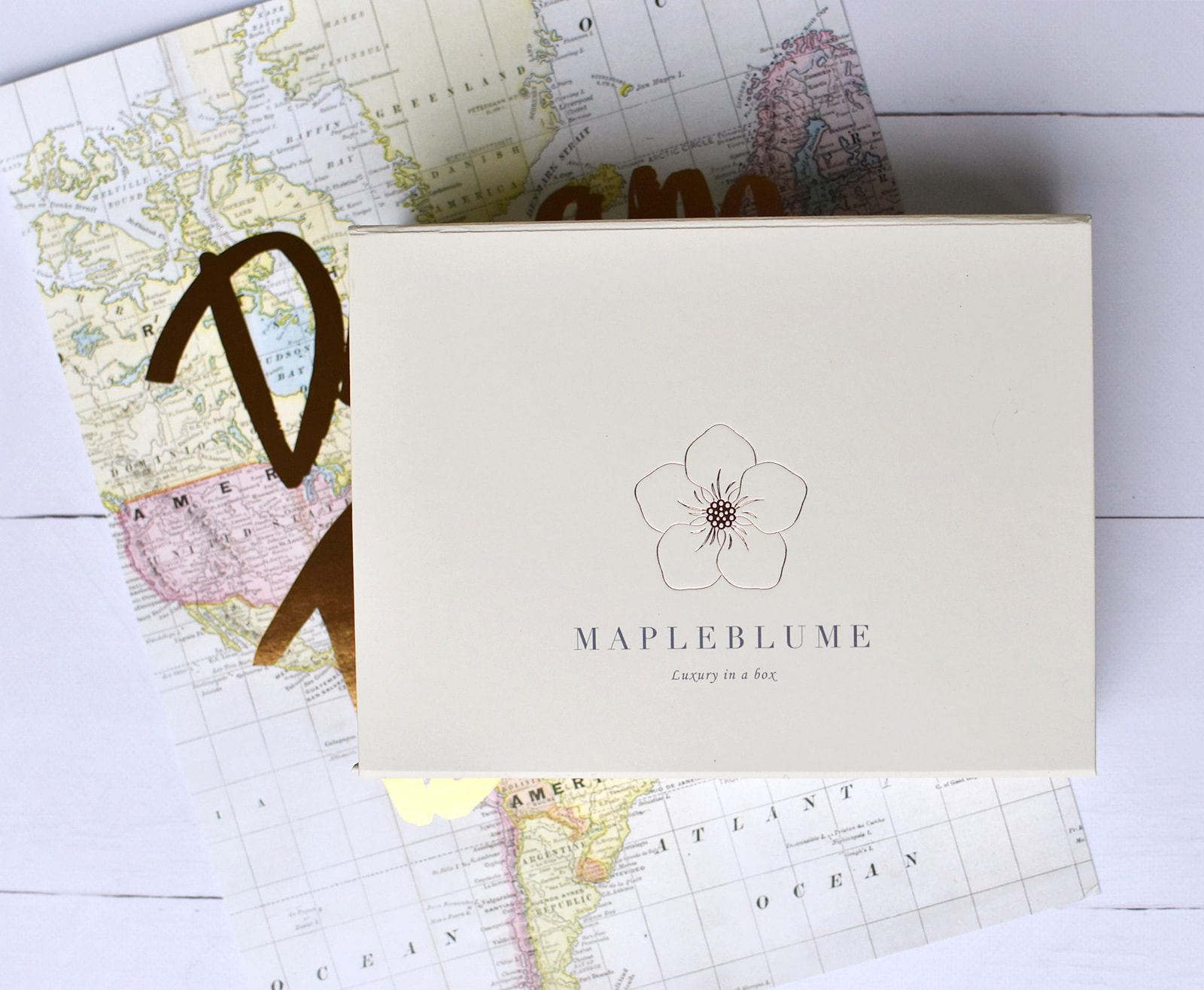 Mapleblume February 2018 review