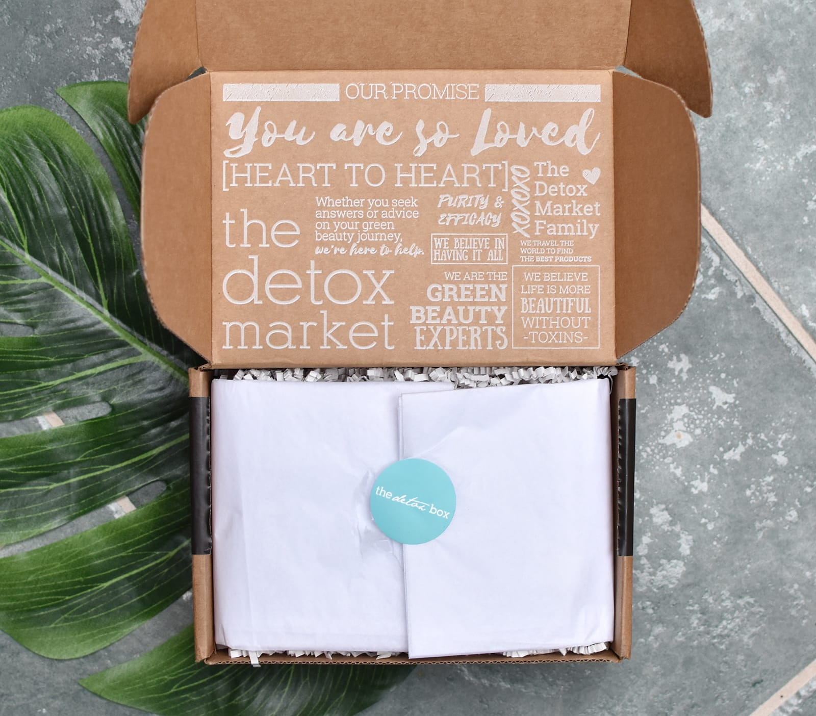 The Detox Market | The Detox Box review (February 2018)