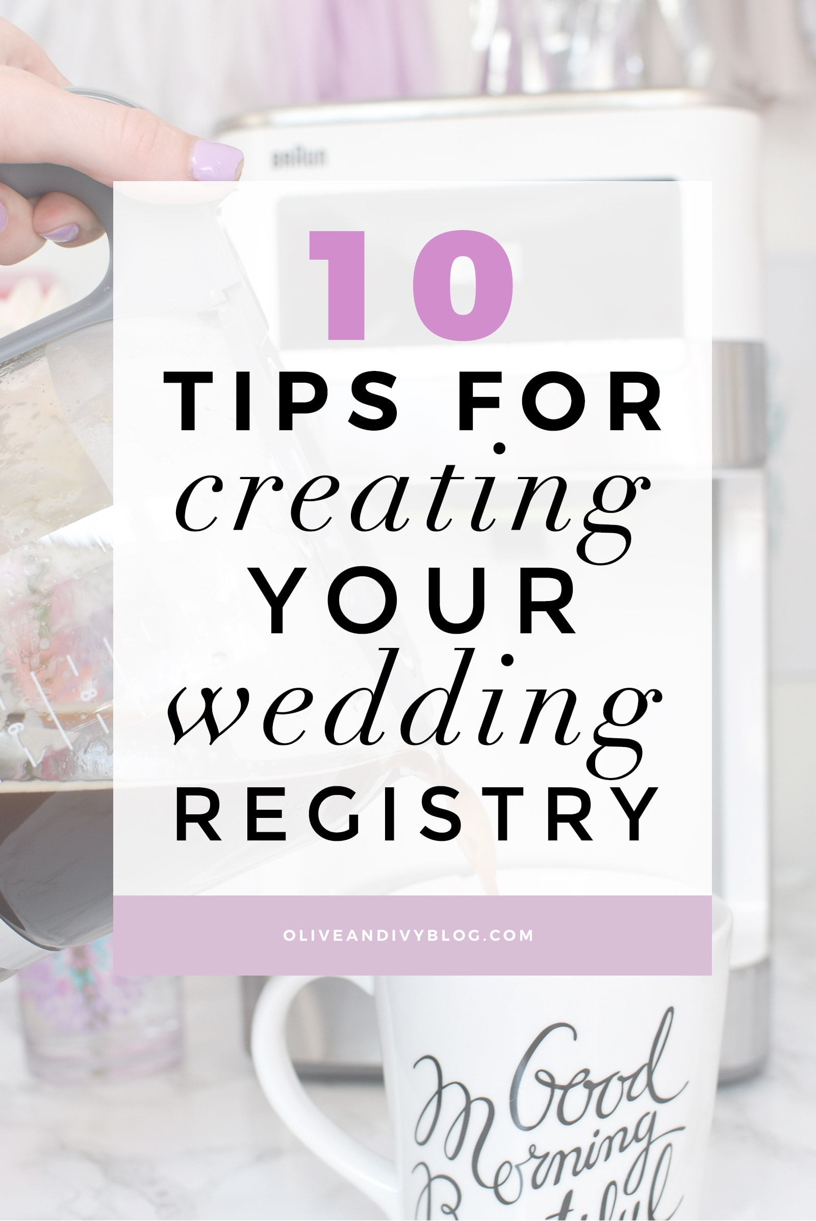 10 tips for creating your wedding registry olive ivy 10 tips for creating your wedding registry oliveandivyblog solutioingenieria Image collections