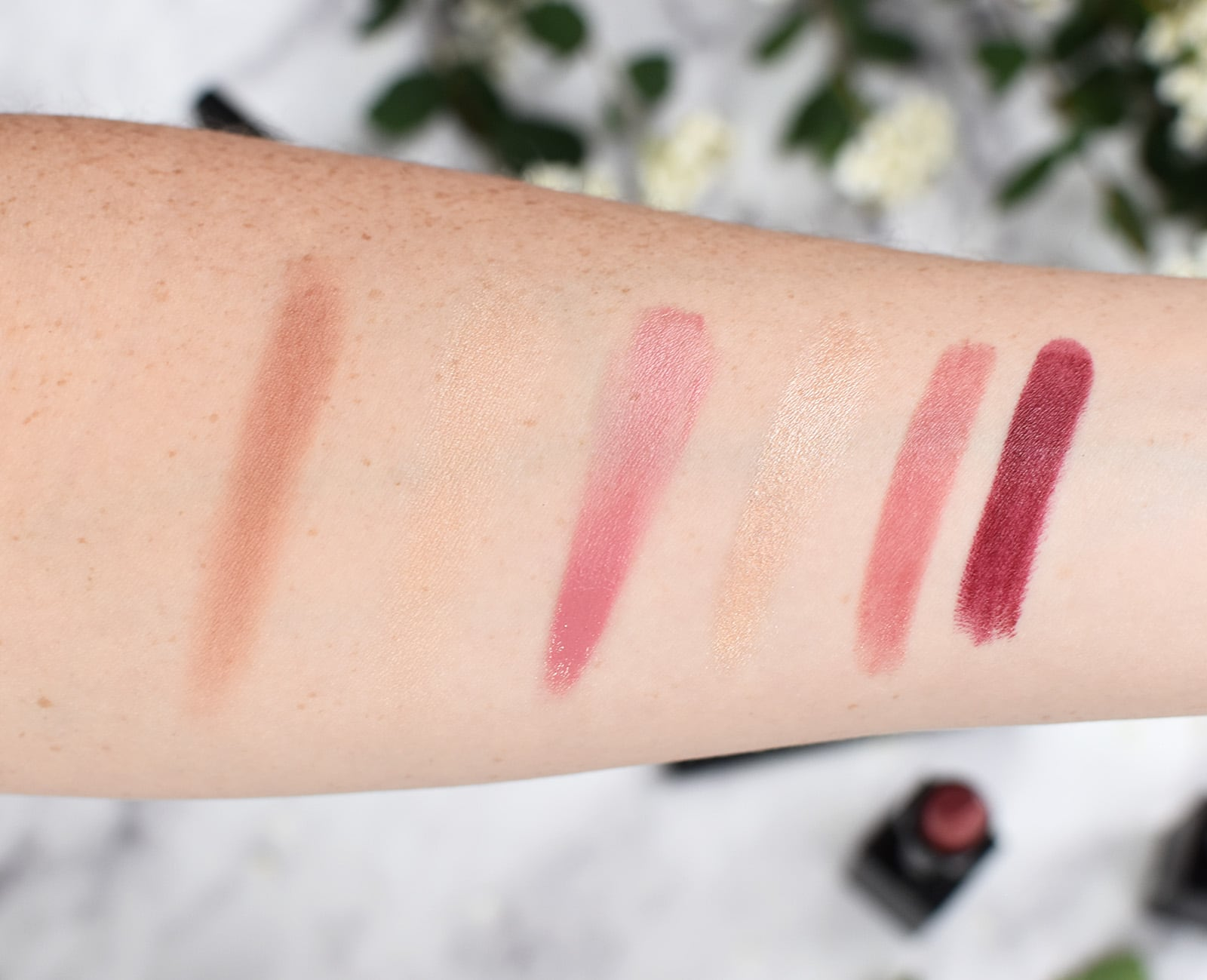 Kosas Alter Ego Modern Romance Set review and swatches | oliveandivyblog.com