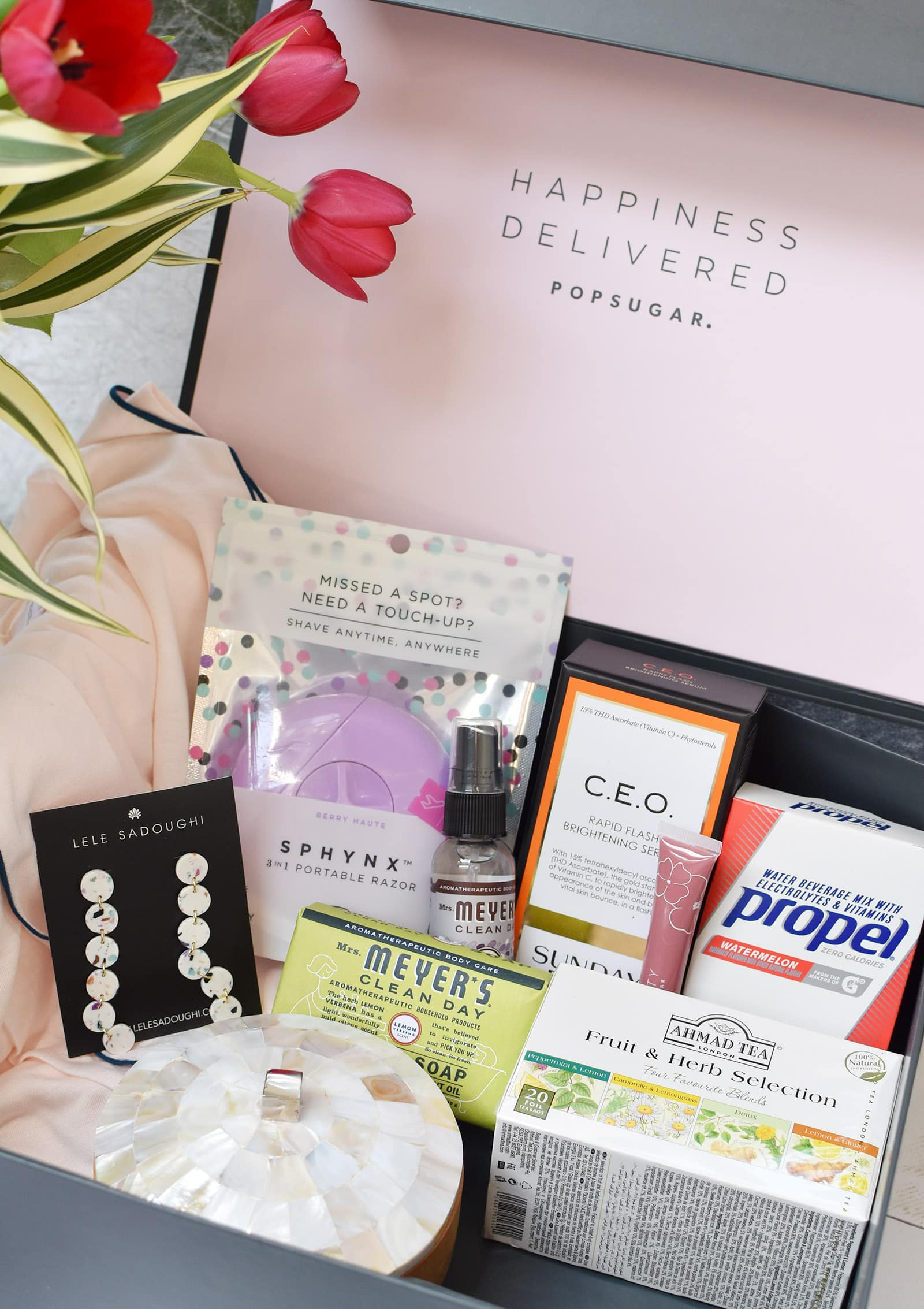 POPSUGAR Must Have Box Review Summer 2018 | oliveandivyblog.com