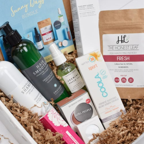 The Detox Market Sunny Days Bundle (INSANE gift with purchase promo!) | oliveandivyblog.com