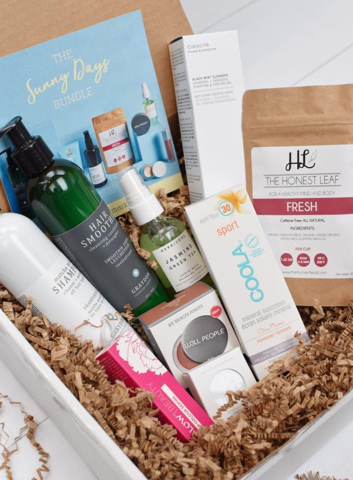 The Detox Market Sunny Days Bundle (AMAZING Gift With Purchase Promo!)